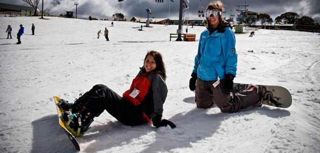 Mt Selwyn Snowfields