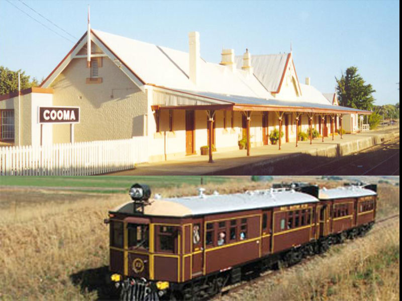Cooma Railway Station Museum