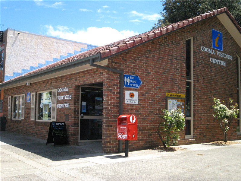Cooma Visitors Centre
